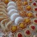 Plateau pâtisseries orientales